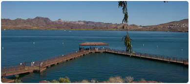 Havasu Springs Fishing Docks