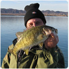 Smallmouth Bass Fishing Lake Havasu