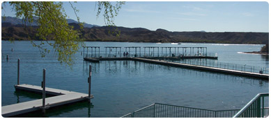 Fishing Docks Lake Havasu